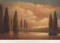 Cypress Hills II Fine-Art Print