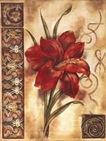 Illuminated Lily I Fine-Art Print