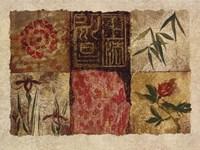 Oriental Medley II Fine-Art Print