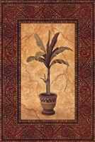 Palm Mosaic I Fine-Art Print