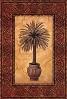 Palm Mosaic II Fine-Art Print