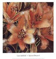 Apricot Dreams I Fine-Art Print