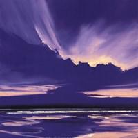 Blue Night I Fine-Art Print