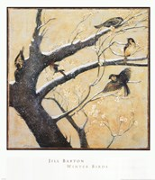 Winter Birds Fine-Art Print