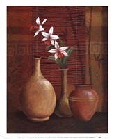 Asian Arrangement I Fine-Art Print