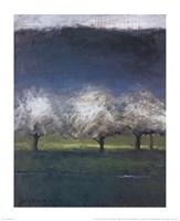 Blossoming Trees Fine-Art Print