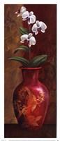Oriental Vase II Fine-Art Print