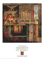 Fragments Of Rome I Fine-Art Print