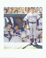 Dugout (Bottom of the 9th) Fine-Art Print