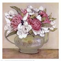 Floral Teapot II Fine-Art Print