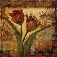 Floral Song V Fine-Art Print