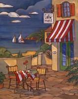 Cafe Cheri Fine-Art Print
