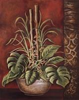 Exotic Tropical II - Mini Fine-Art Print