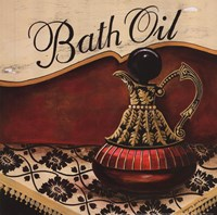 Bath Oil Fine-Art Print