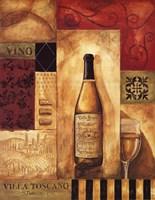 Villa Toscano Fine-Art Print