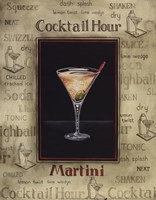 Martini - Mini Fine-Art Print