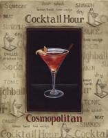 Cosmopolitan - Mini Fine-Art Print