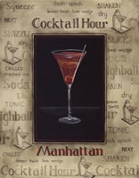 Manhattan - Mini Fine-Art Print