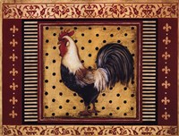 Provence Rooster II Fine-Art Print