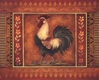 Mediterranean Rooster III Fine-Art Print