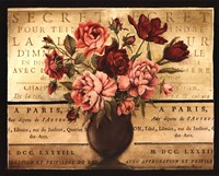 Paris Rose I Fine-Art Print