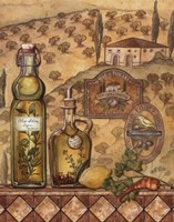 Flavors Of Tuscany II - Mini Fine-Art Print