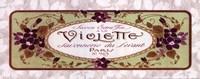Violette - Grande Fine-Art Print