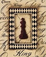 Chess King - Mini Fine-Art Print