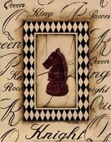 Chess Knight - Mini Fine-Art Print