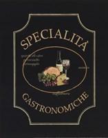Specialita Gastronomiche - Mini Fine-Art Print