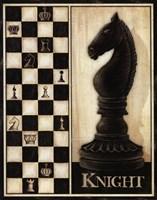 Classic Knight - Mini Fine-Art Print