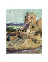 The Old Mill, c.1888 Fine-Art Print