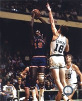 Willis Reed - Action Fine-Art Print