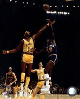 Willis Reed - 1973 Action Fine-Art Print