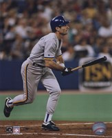 Paul Molitor - Batting Action Fine-Art Print