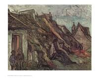 Farmhouses Fine-Art Print