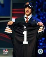 Brady Quinn - 2007 NFL Draft Day Fine-Art Print