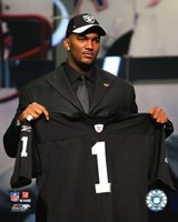 JaMarcus Russell - 2007 NFL Draft Day Fine-Art Print