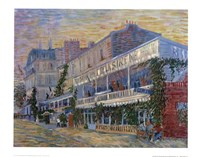 Restaurant de la Sirene Fine-Art Print