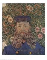 Postman Roulin Fine-Art Print