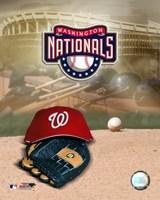 2007 - Nationals Logo Fine-Art Print