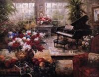 Grand Piano Fine-Art Print