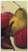 Pear, Plums & Figs Fine-Art Print