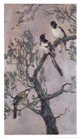 Magpies and Friends Fine-Art Print