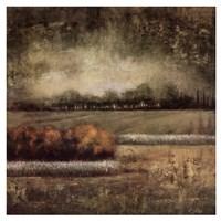 Field at Dawn I Fine-Art Print