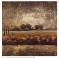 Field at Dawn II Fine-Art Print