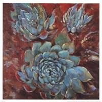 Blue Agave I Fine-Art Print
