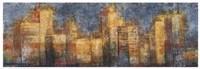City Storm Fine-Art Print