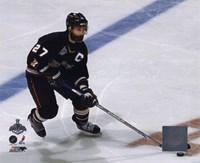 Scott Niedermayer - 2007 Stanley Cup / Game 2 (#5) Fine-Art Print