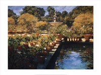 Boboli Gardens - Florence Fine-Art Print